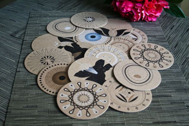 Creative Coasters from around the Globe