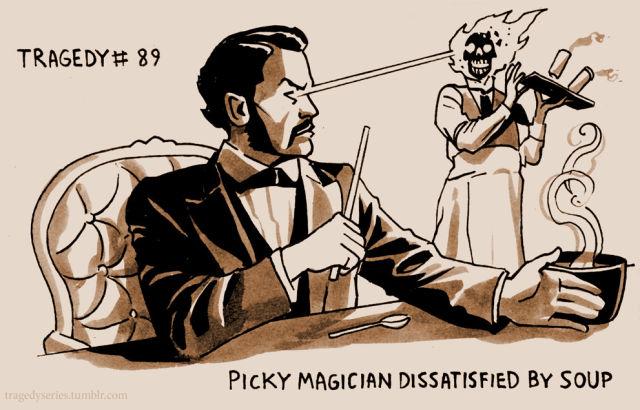 Hilarious Tragedy Comics