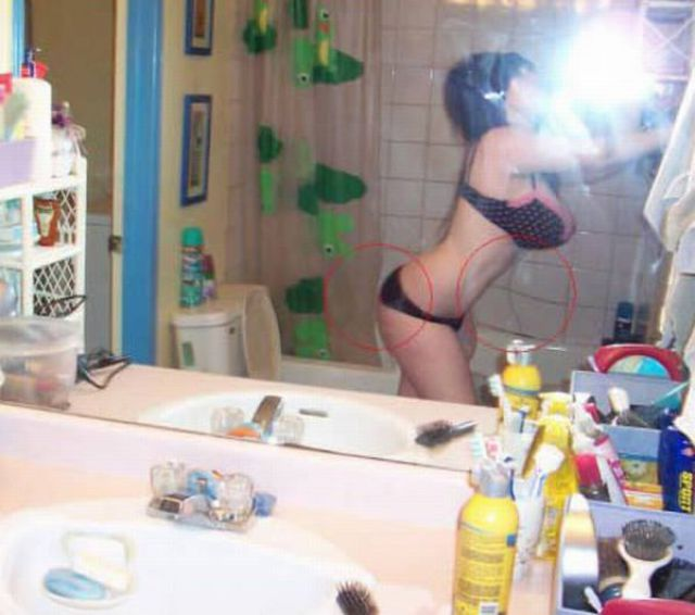 Overly Complimentary Photoshop Fails