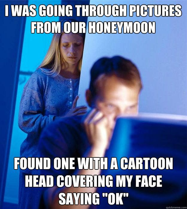 The Internet is Ruining Our Marriage