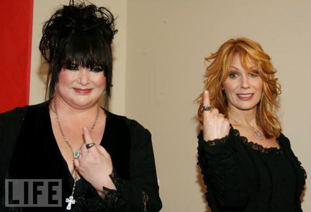 The Women of Rock Yesterday and Today