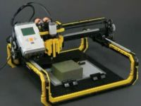 Awesome Lego 3D Milling Machine