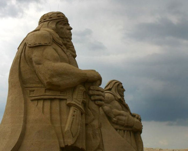 The Best Sand Sculptures in the World