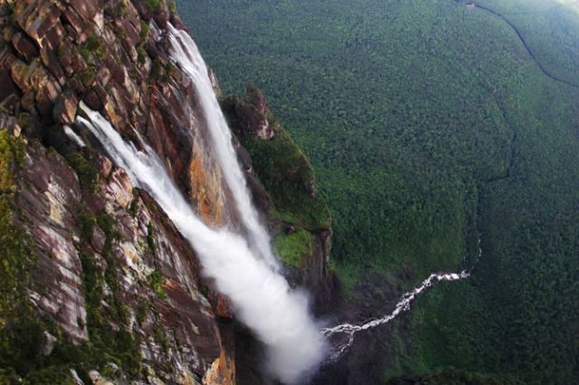 Breathtaking Angel Falls