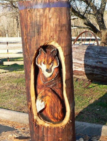Incredible Wood Carvings