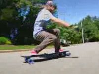 Longboarding Freeride