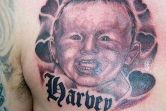 Parents Who Get Tattoos of Their Children