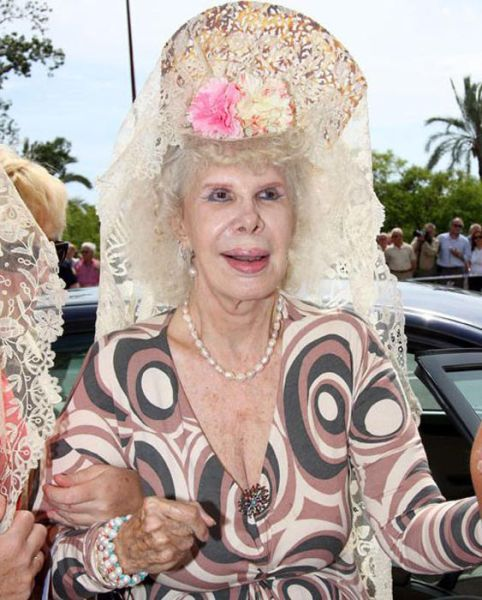 The Wealthiest Woman of Spain Gives up Her Fortune Before Marriage