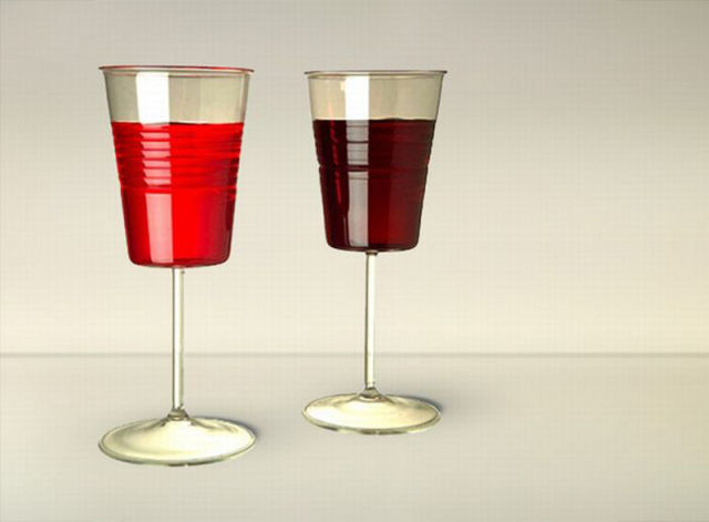 Amazingly Creative and Innovative Drinking Glasses