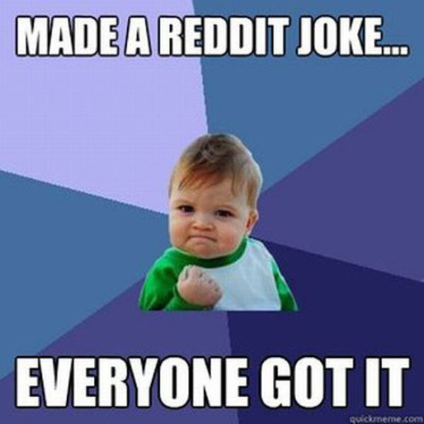 Funny Success Baby Meme