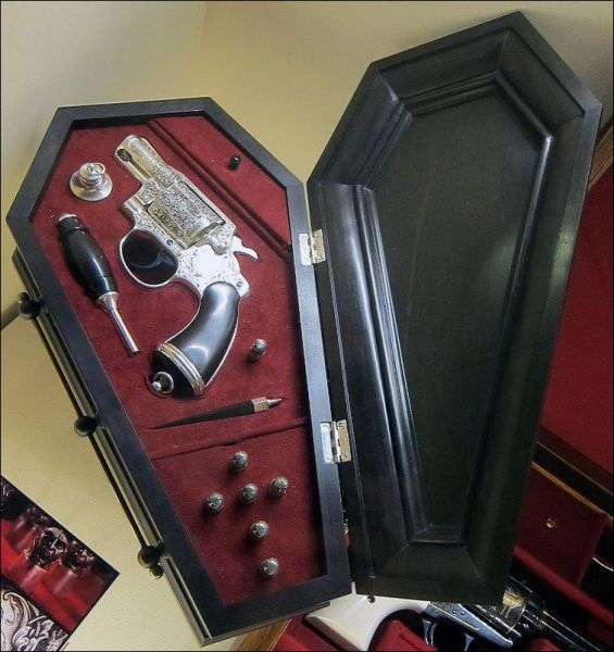 Real Vintage Vampire Killing Kits