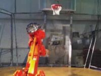 Robot Can Play Basketball