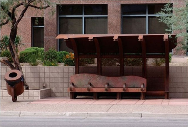 Creative and Out-of-the-Way Bus Stops