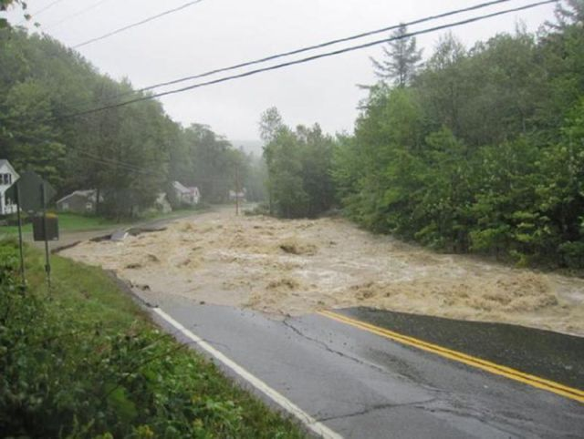 Scary Hurricane Irene