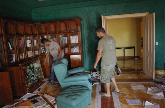 The House of Gaddafi