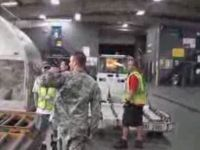 US Soldier Surprises His Mom at Work