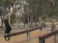 Epic See Saw Jump Fail