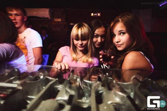 Actual Russian Night Club for Kids