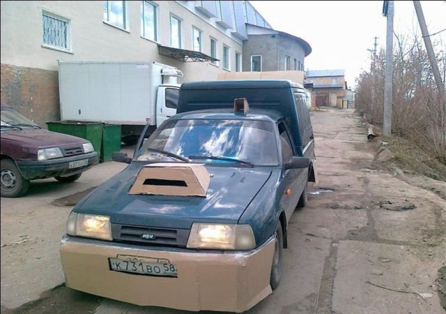 Only in Russia