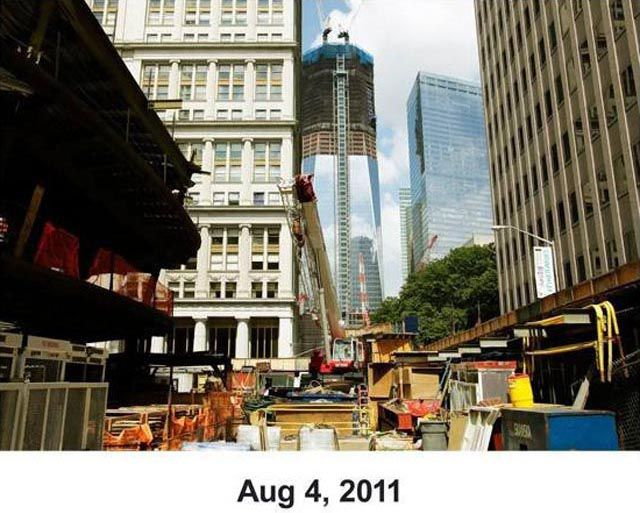 September 11, 2001: Ten Years After