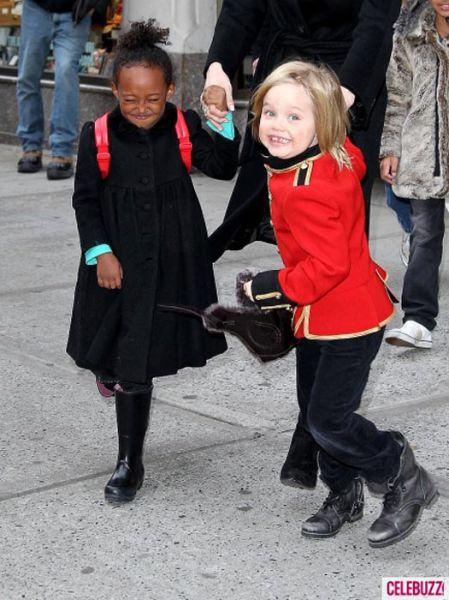 Sweet Celebrity Children