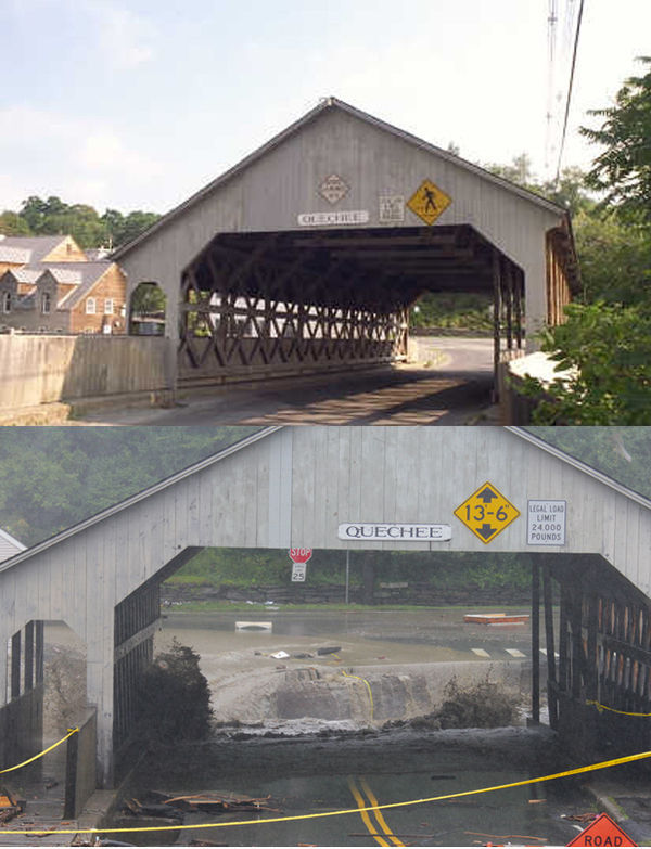 Vermont after Irene