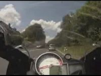 Another Motorbike Close Call