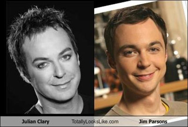 Humorous Celebrity Lookalikes