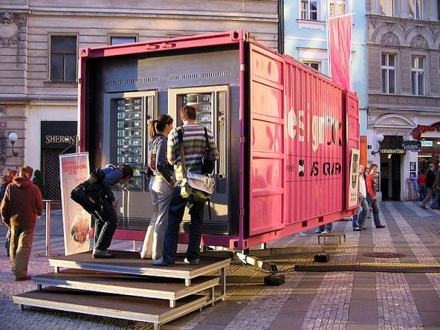 Brilliant Cargo Container Structures