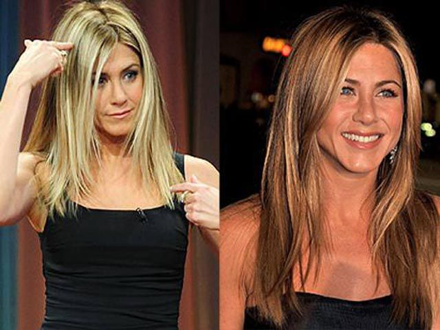 Female Celebrities Who Went Blonde