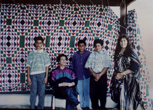 The Family Album of Muammar Gaddafi
