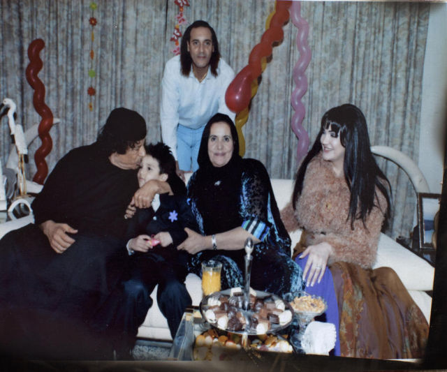 The Family Album of Muammar Gaddafi