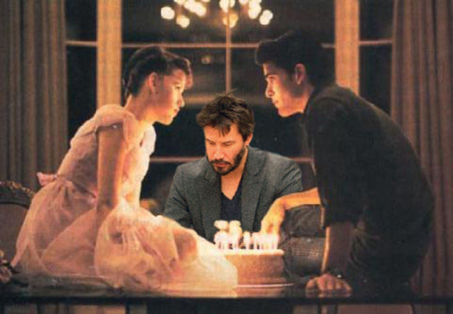 Happy Birthday to Sad Keanu Reeves