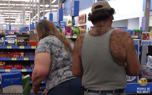 What You Can See in Walmart. Part 11