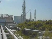 Mystery Man Spotted on Fukushima Nuclear Plant Cameras