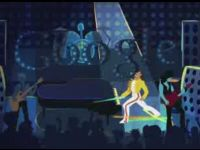 Google's Amazing Freddie Mercury Tribute