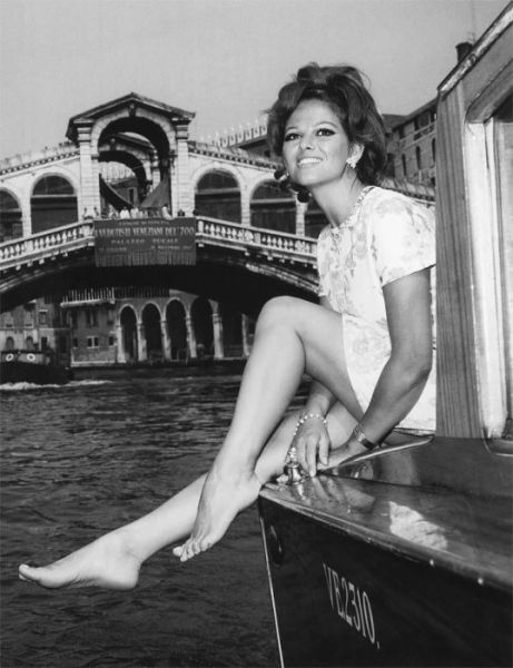 Early Photos of Celebrities in Venice