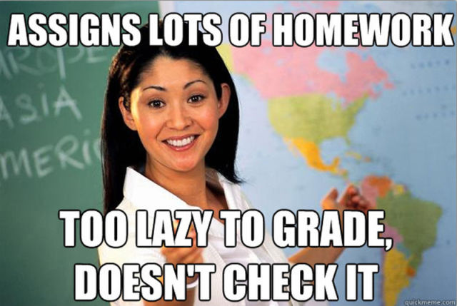 Hilarious Memes of Uncooperative High School Teachers