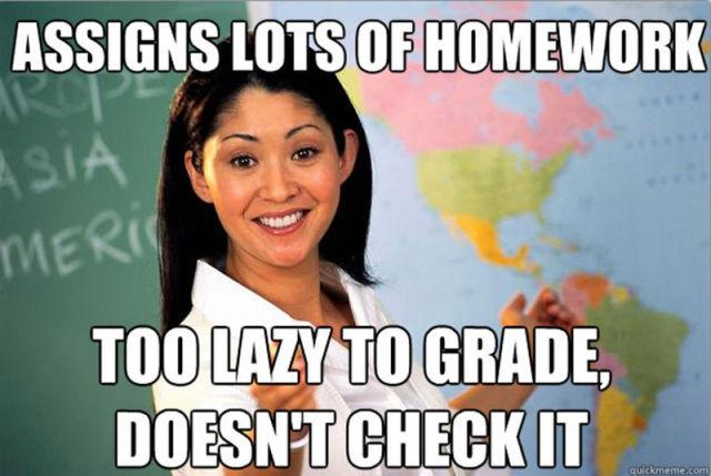 Hilarious Memes of Uncooperative High School Teachers
