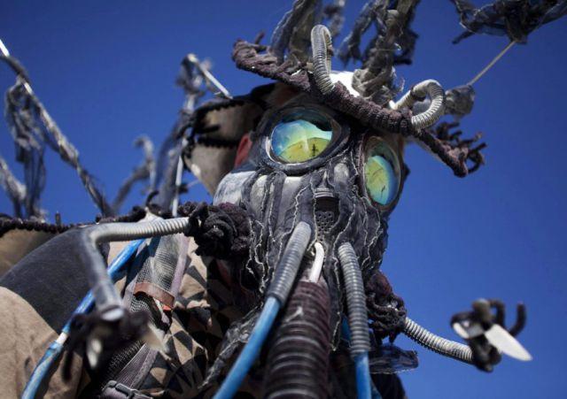 The 2011 Burning Man Festival