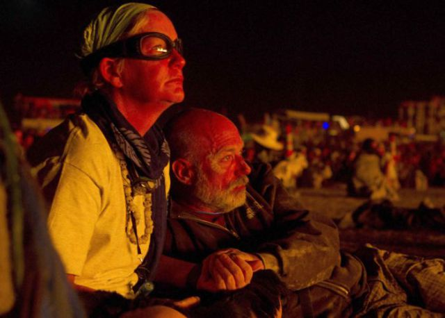 The 2011 Burning Man Festival