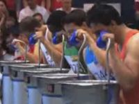 Nose Cleansing World Championship