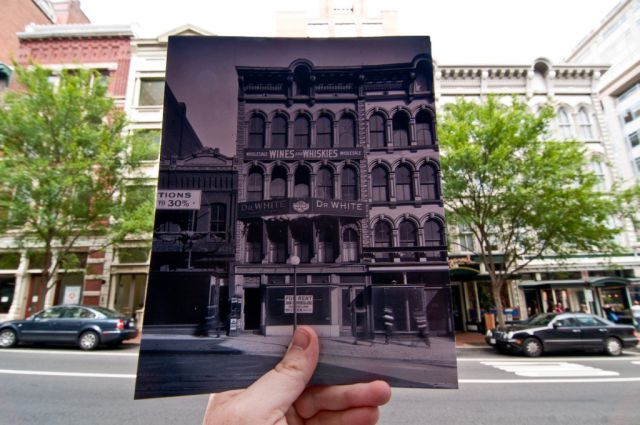 """Amazing """"Ghost"""" Photos of Washington"""