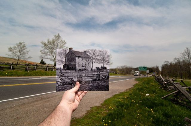 "Amazing ""Ghost"" Photos of Washington"