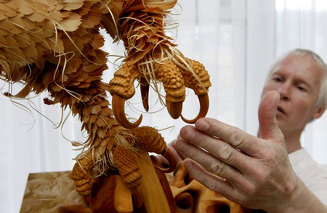 Amazing Wood Carvings