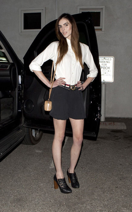 The Frightening New Face of Ali Lohan