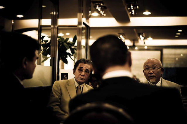 The Japanese Yakuza Mafia