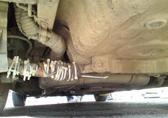 What Happens When You Repair You Car Yourself