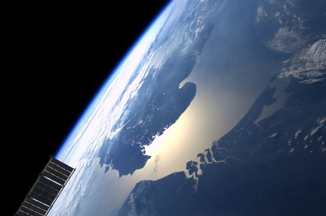 Stunning Earth Photos from Space