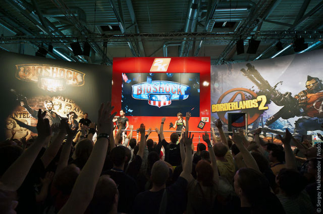 The Best of the Gamescom 2011